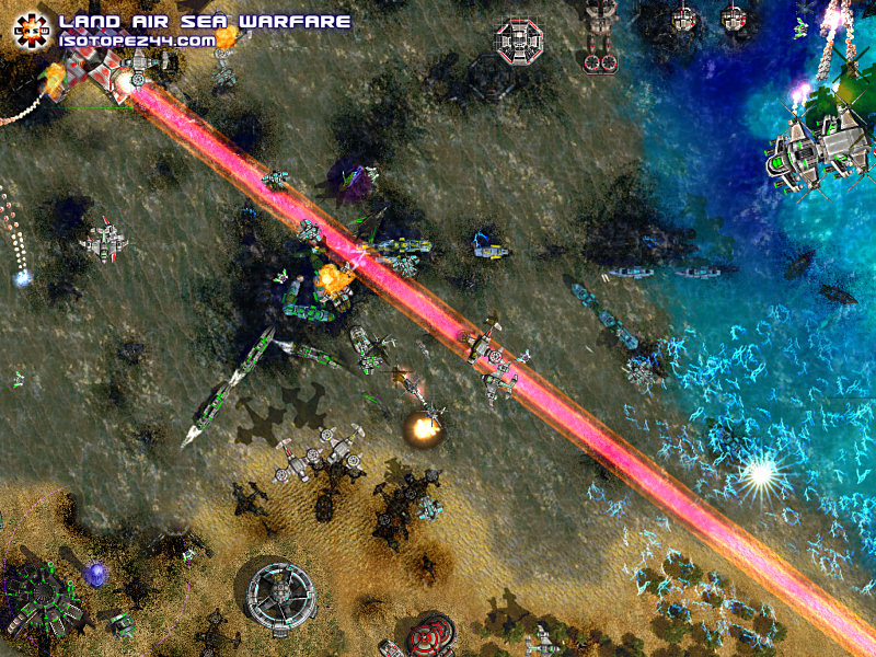 Land Air Sea Warfare screenshot