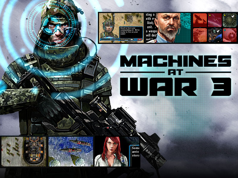 Machines at War 3 full screenshot
